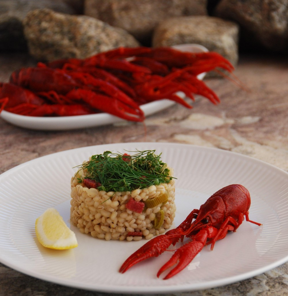 how to cook and eat crayfish