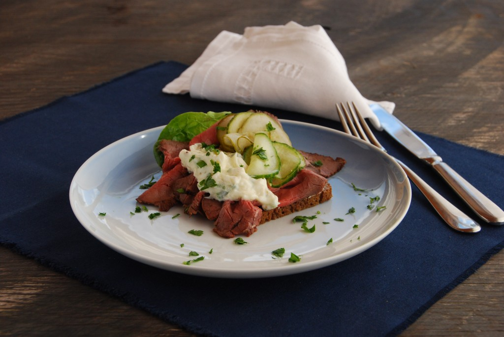 Roast beef spicy remoulade cucumber jpeg_0017